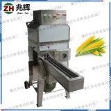 廠家直銷全自動輸送玉米脫粒機 效率高脫粒深淺可調設備