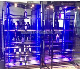 杭州不鏽鋼酒櫃|匯興誠金屬制品|歐式不鏽鋼酒櫃