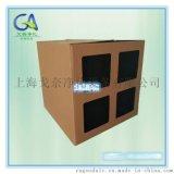 漆雾过滤器纸箱 干式漆雾处理柜专用过滤箱 家具喷漆房过滤纸