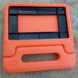 手提款ipadmini1234保護套 eva平板電腦防摔防震殼兒童出口專用
