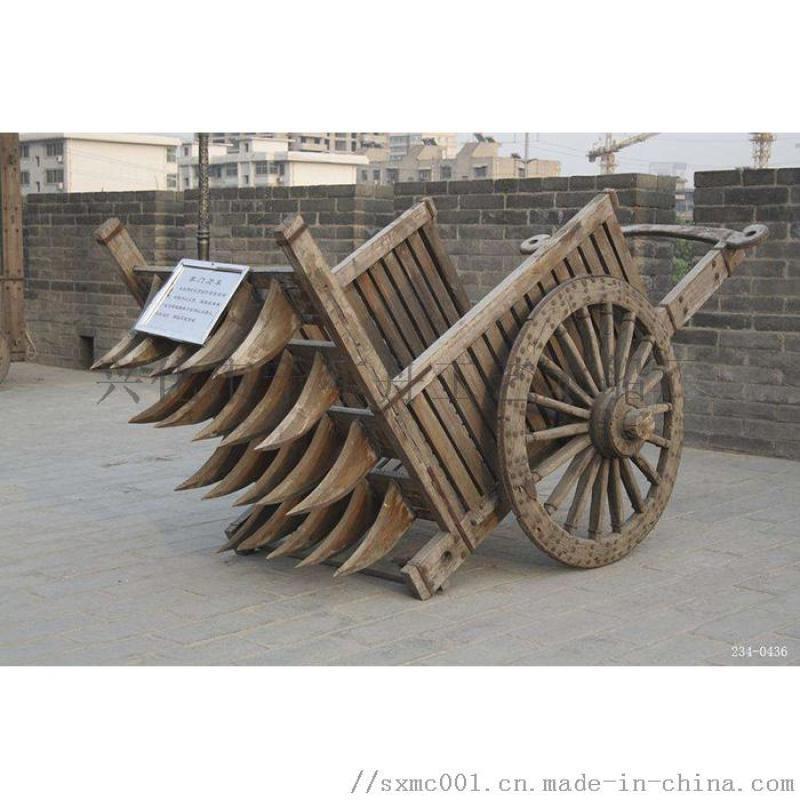 仿古影视道具定做 宋代明代木制家具 古代农具