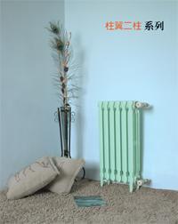 河北廠家生產奧聖尼鑄鐵無沙散熱器