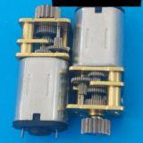 12-N20电机 3d打印笔马达 打印笔减速电机 N20减速电机 慢速电机