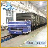 专业研发车间运输设备牵引机大件运输设备工业轨道平车