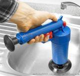 家用下水道疏通器一炮通马桶吸地漏工具厨房厕所管道堵塞疏通机器