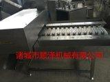 专业供应切玉米机   玉米切段机  玉米切头机  玉米切头切尾机