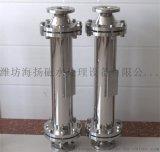 蒸发器专用磁化除垢器 磁水处理配件 DN65 匹配强磁