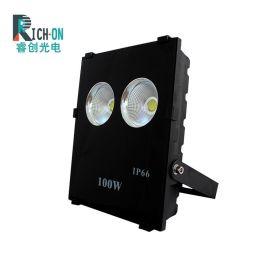 厂家直销睿创聚光LED投光灯,IP65高杆灯广场桥梁道路照明灯具