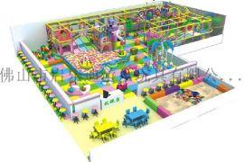 兒童樂園淘氣堡廠家直銷定做淘氣堡加盟主題樂園