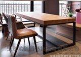 图书馆档案馆办公桌 工作桌 长条桌 实木桌