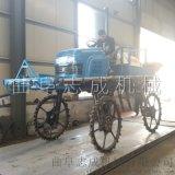 新型水旱田自走式喷药车大型打药施肥一体机