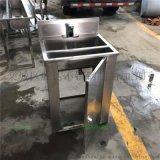 胜达SD1感应式洗手池幼儿园学校食堂不锈钢商用水槽