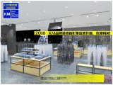 KM服装货架厂地址,公司有展厅,18年新款KM货架