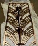 佛山304不锈钢 激光切割镂空花格屏风