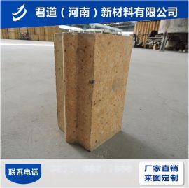 耐火磚 廠家直銷定制 紅柱石 火道牆 粘土磚