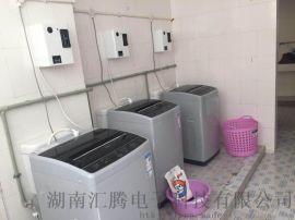 自助投币洗衣机项目放洗衣店怎么样?w