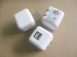 亞天電子OEM貼牌C5169 ac adapter C5169AC適配器 大篩子雙USB充電器 ETL認證篩子充電器