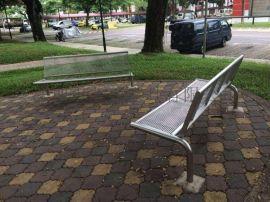 户外椅子、户外休闲椅子、户外椅休闲椅、户外家具休闲椅、休闲户外家具、不锈钢户外排椅