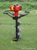 节能环保汽油挖坑机 小型手提挖坑机
