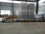 供应100-5000m3 LNG气化调压撬装