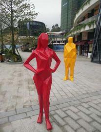 园林景观雕塑定做认准武汉金兔子雕塑,专业定制各种玻璃钢雕塑