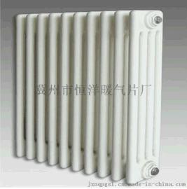 QFGZ406-1.0型鋼制柱型散熱器鋼管柱型暖氣片