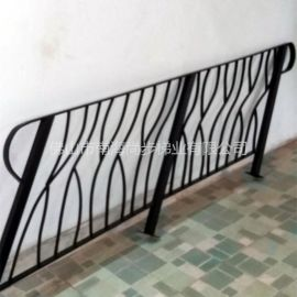 尚步梯業  扁形碳鋼 陽臺樓梯護欄欄杆