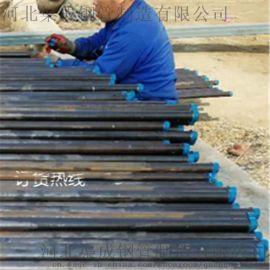 內蒙古注漿管Q235 鋼花管廠家進行力學性能試驗