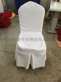 君康传奇纺织供应婚庆酒店用品桌布椅套