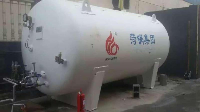 菏泽锅炉厂牌LNG低温储罐