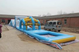 辽宁大连大型支架游泳池水上乐园质量一流服务专业