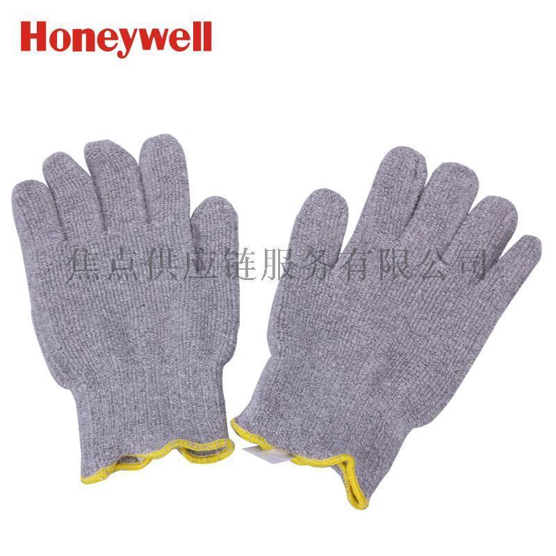 霍尼韦尔Honeywell 灰色毛圈棉耐高温手套 均码 2032625