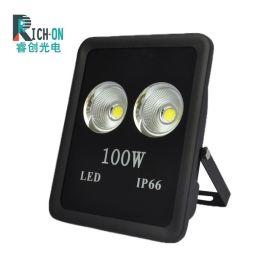 立体聚光LED投光灯,100W投光灯
