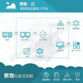 易聯物聯網設備接入雲平臺私有雲定制開發