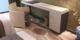 酒店电视柜 专业定制酒店家具客房电视柜简约现代