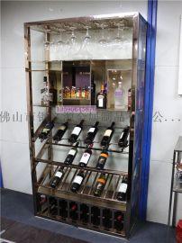 不锈钢恒温酒柜定制,辽宁优质304不锈钢恒温酒柜