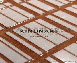 kinon酒店装饰纹理板 人造树脂装饰面板