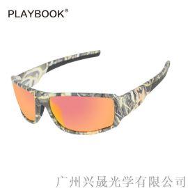 热卖运动太阳镜 钓鱼偏光户外眼镜 骑行眼镜