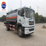 润知星牌SCS5182GFWEQ型8类腐蚀性物品罐式运输车