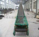 大量生产皮带输送机厂家   耐用加厚输送机价格