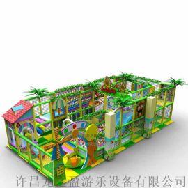 定制版淘气堡 大型室内、商场儿童游乐设施 儿童乐园 淘气堡