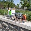 志成供应汽油大功率喷雾器园林打药烟雾机