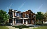 輕鋼別墅 16P001 私人住宅
