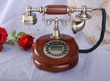 實木歐式仿古電話機(5103A)