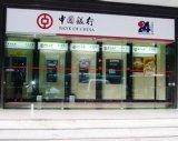 厂家**惠州银行玻璃感应门,电子防夹自动门,自动感应门