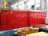 专业定制默邦PVC防弧光门帘