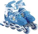 601炫酷熊儿童轮滑鞋