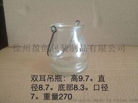 玻璃燭臺,蠟燭罐,蠟燭杯,灌蠟罐