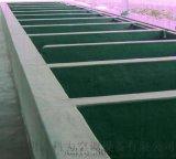 大型海水养殖玻璃钢槽 唐山科力玻璃钢防腐工程承接