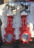 德國品質不鏽鋼氣動插板閥,高品質氣動刀閘閥上海廠家